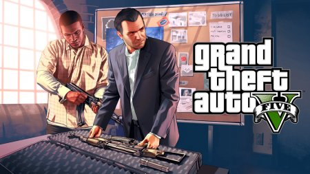 Нові арти Grand Theft Auto V