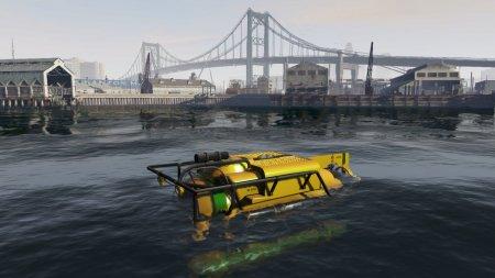 А ось підводний човен