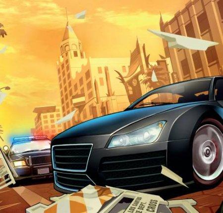 Три нових арти з обкладинки GTA 5