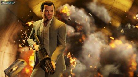 Сім нових скріншотів GTA 5 від Jeuxactu