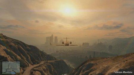 Ігровий інтерфейс у GTA 5
