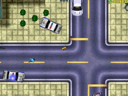 Система та рівні розшуку в Grand Theft Auto: від початку і до GTA 5
