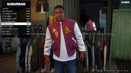 Одяг в GTA 5