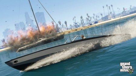 Дев'ять нових скріншотів GTA V