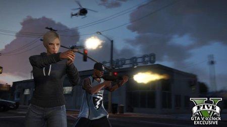 Подробиці GTA Online з інтерв'ю 3DJuegos з Бензісом