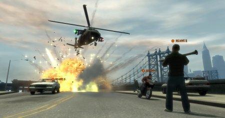 Онлайновий івент GTA 4 в останню неділю літа