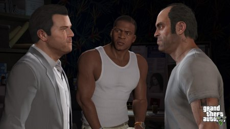 Друге оновлення офіційного сайту GTA 5