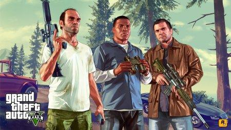 Четверте оновлення офіційного сайту GTA 5: всі розділи та арт