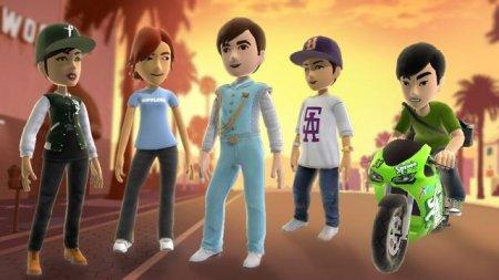 Прокачай свого персонажа в Xbox LIVE в стилі GTA 5