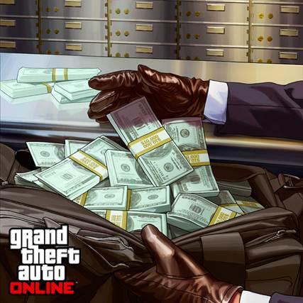Півмільйона GTA $ для стимулу від Rockstar Games