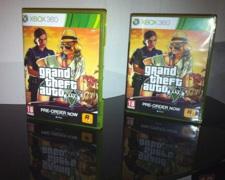 GTA 5 підняла з колін ринок коробкових видань ігор