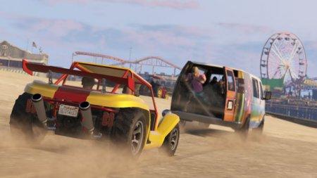 Скоро: оновлення GTA Online, 250 000 $ і Beach Bum Pack