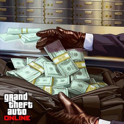 Час отримати 500 000 $ в GTA Online - а ви таки стали багатшими?