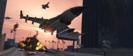 Качаємо п'яте оновлення для GTA Online