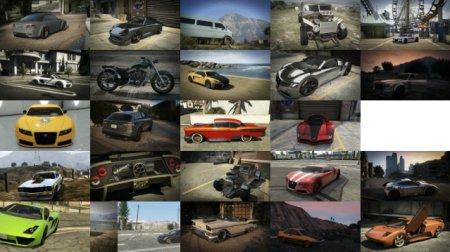 Snapmatic Screensaver - завантаж свій комп'ютер фотками з GTA 5