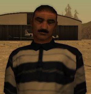 Другорядні персонажі GTA San Andreas