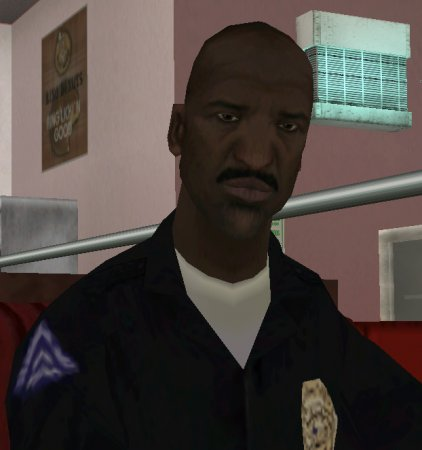 Ключові персонажі GTA: San Andreas