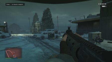 Підбірка авторських скріншотів GTA V