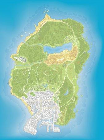 Збірка карт для GTA V