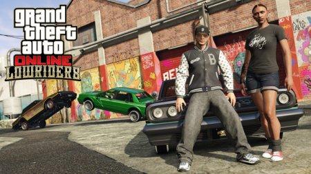 Оновлення GTA Online: Lowriders