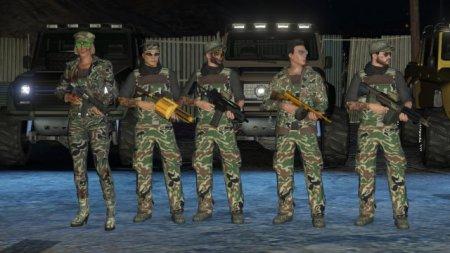 Банди у GTA Online