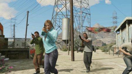 GTA Online: Deathmatch