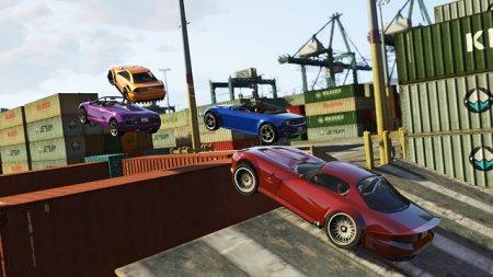GTA Online: GTA Race