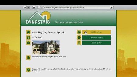 Нерухомість у GTA: Online