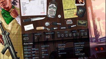 Rockstar Social Club: Досягнення та прогрес гри