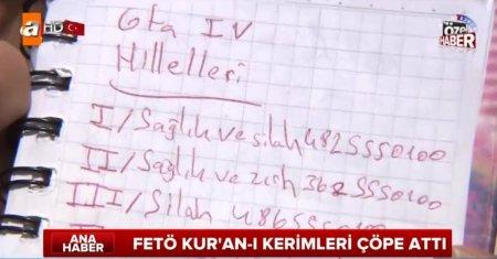 Турецькі журналісти переплутали чіти з шифром бунтівників