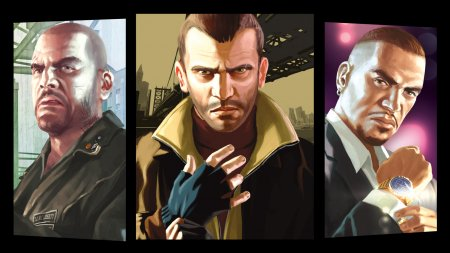 GTA 4 Complete Edition з'явилася у лаунчері Rockstar Games