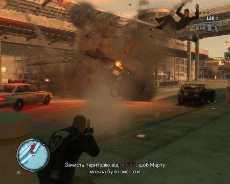Українізація Grand Theft Auto IV: Complete Edition