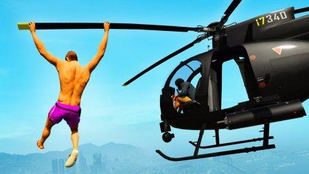 5 речей, якими можна зайнятися в GTA Online коли вам нудно. Частина 1