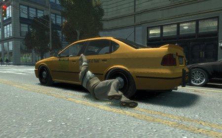 Секрет реалістичної анімації GTA IV