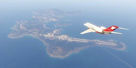 Як потрапити на острів Кайо-Періко у вільному режимі GTA Online?