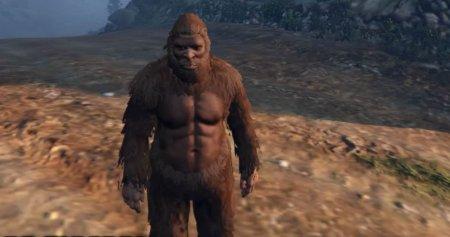 Як грати за тварин чи снігову людину у GTA Online?